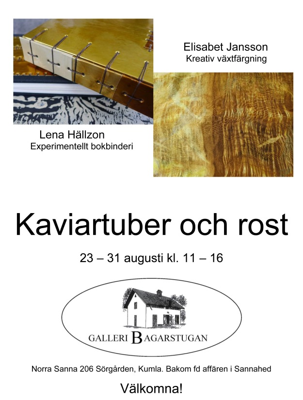 Affisch Bagarstugan