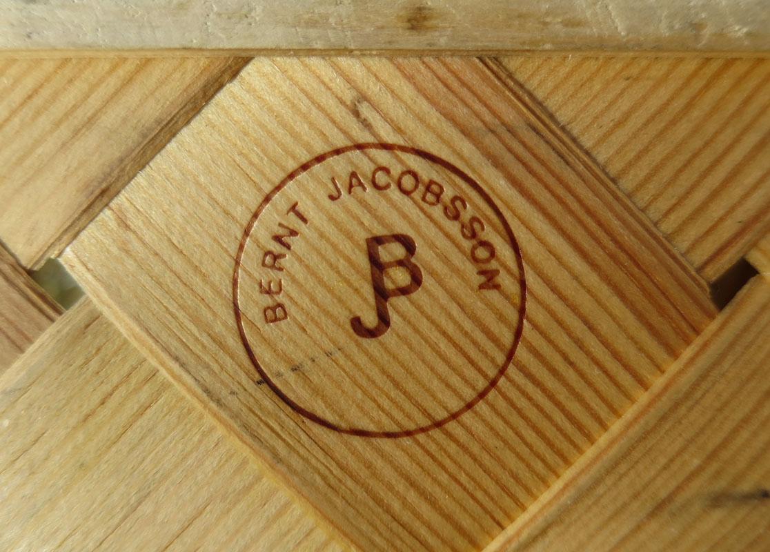 Korg B Jacobsson 1