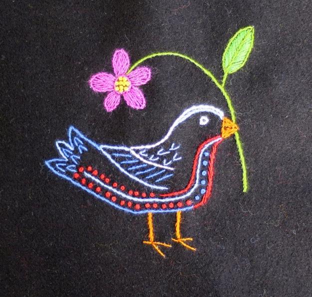 fågel 1